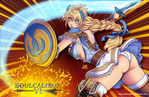 Soul Calibur VI Sophitia by DarkerEve