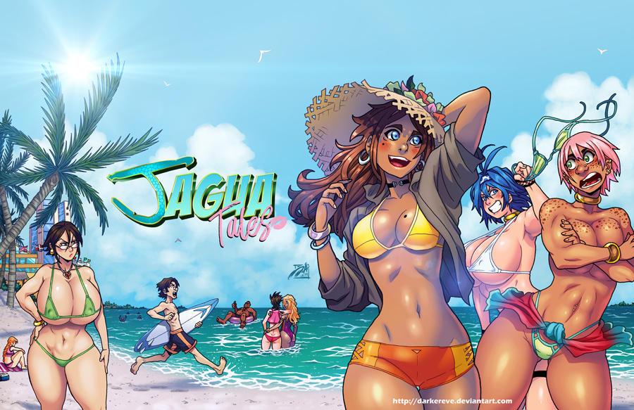 Jagua Tales vol1 cover