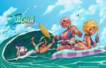 Jagua Tales vol2 cover