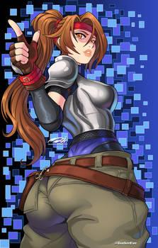 Jessie Final Fantasy