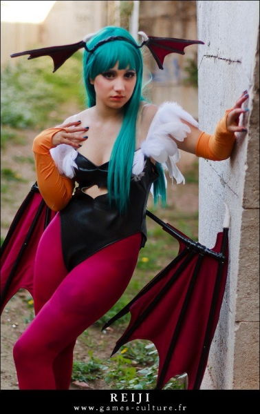 Morrigan Aensland Cosplay by Kotori-Cosplay