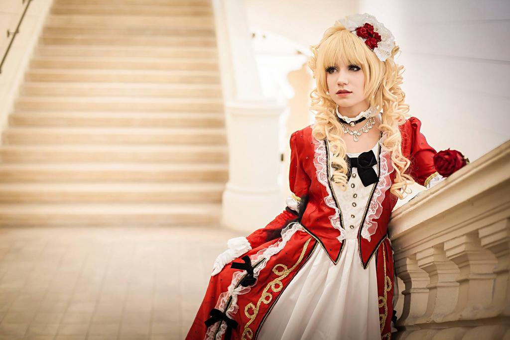 Hizaki Versailles Cosplay by Kotori-Cosplay