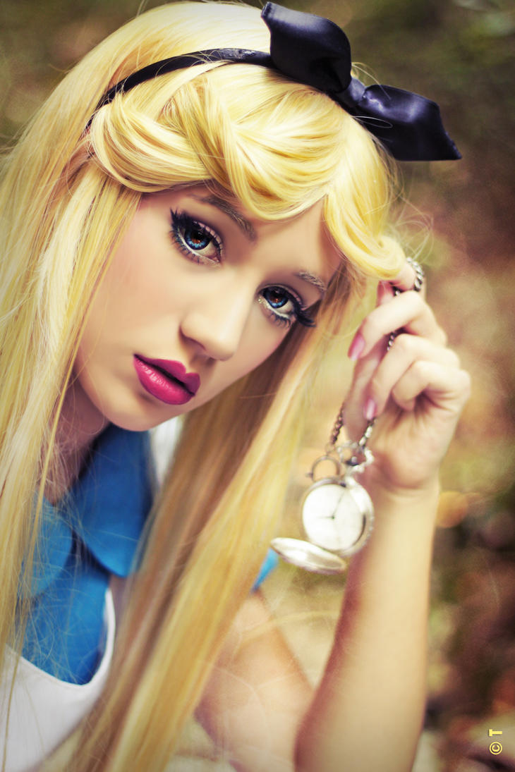 Ali In Wonderland Disney by Kotori-Cosplay