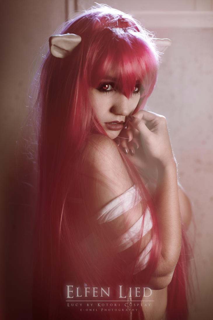 Lucy / Nyu from Elfen Lied by Kotori-Cosplay