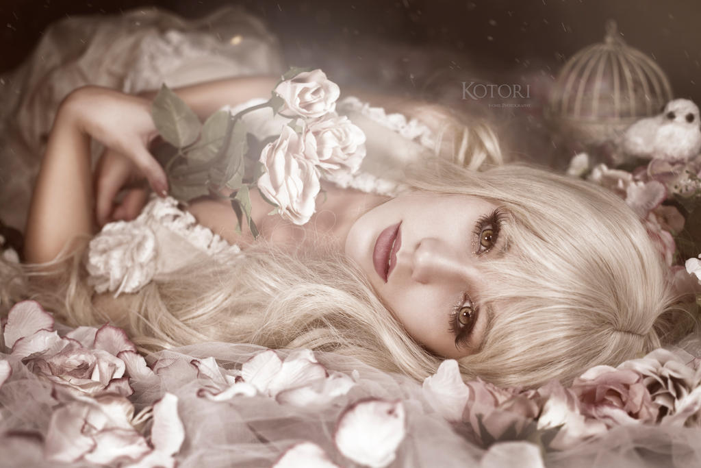 Kotori Monou from X (CLAMP) Angel ~ by Kotori-Cosplay