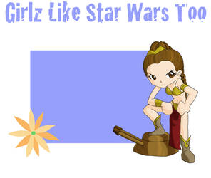 Grlz Leia by MirrorandImage
