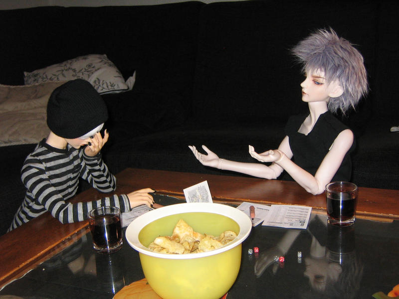 Role Playing - BJD style III