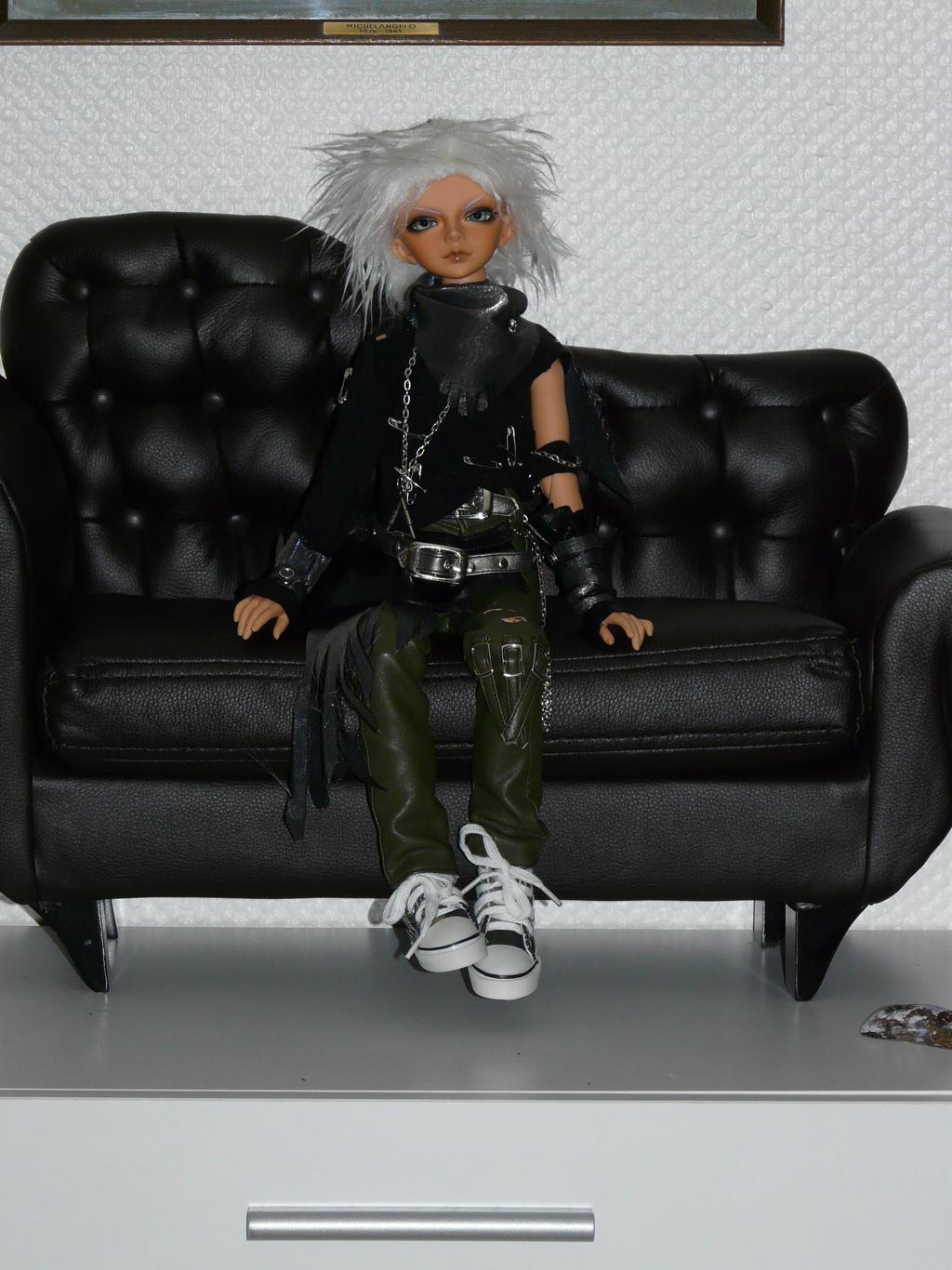 My daughter's dolls III