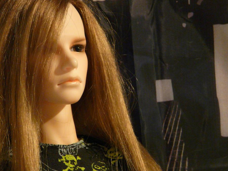 Georg's new wig II