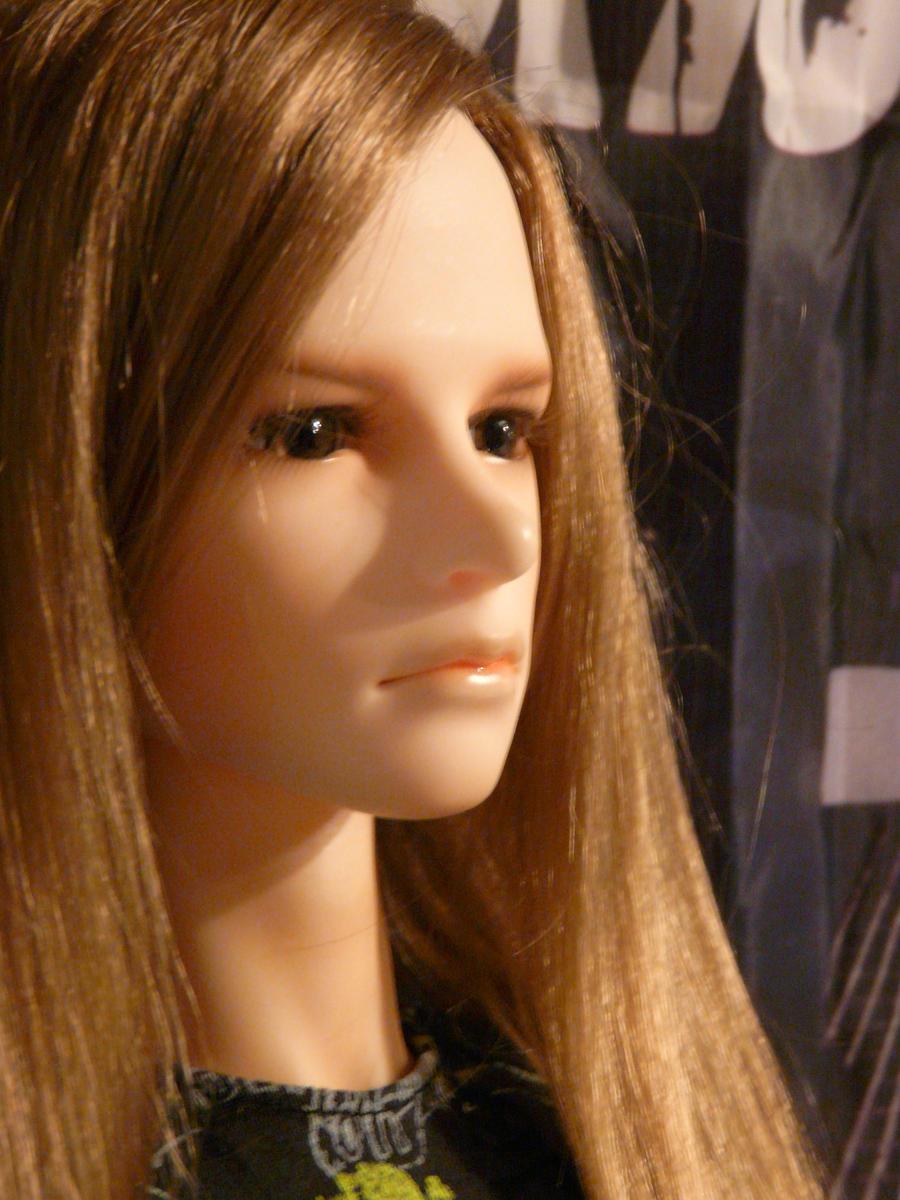 Georg's new wig III