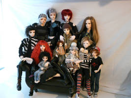 Doll Family: April 2010