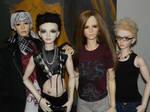 ToHo .:III:. Tokio Hotel BJDs