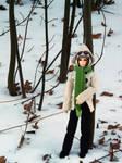 Winter in the Park - Georg VI