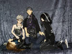 Tokio Hotel playin' around by idrilkeps