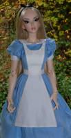 Mio as Alice in Wonderland II