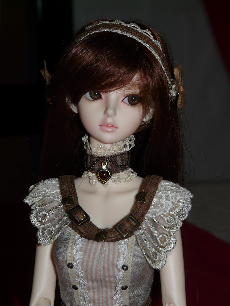 Teen Arwen - Soom Rosette Muse Delilah II by idrilkeps