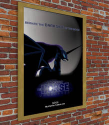 The Horse Unleashed Launch Poster Sighted!