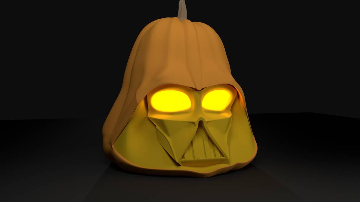 Dark Gourd of the Sith