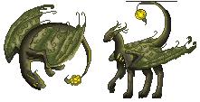 Lantern Dragons by Kai-ni