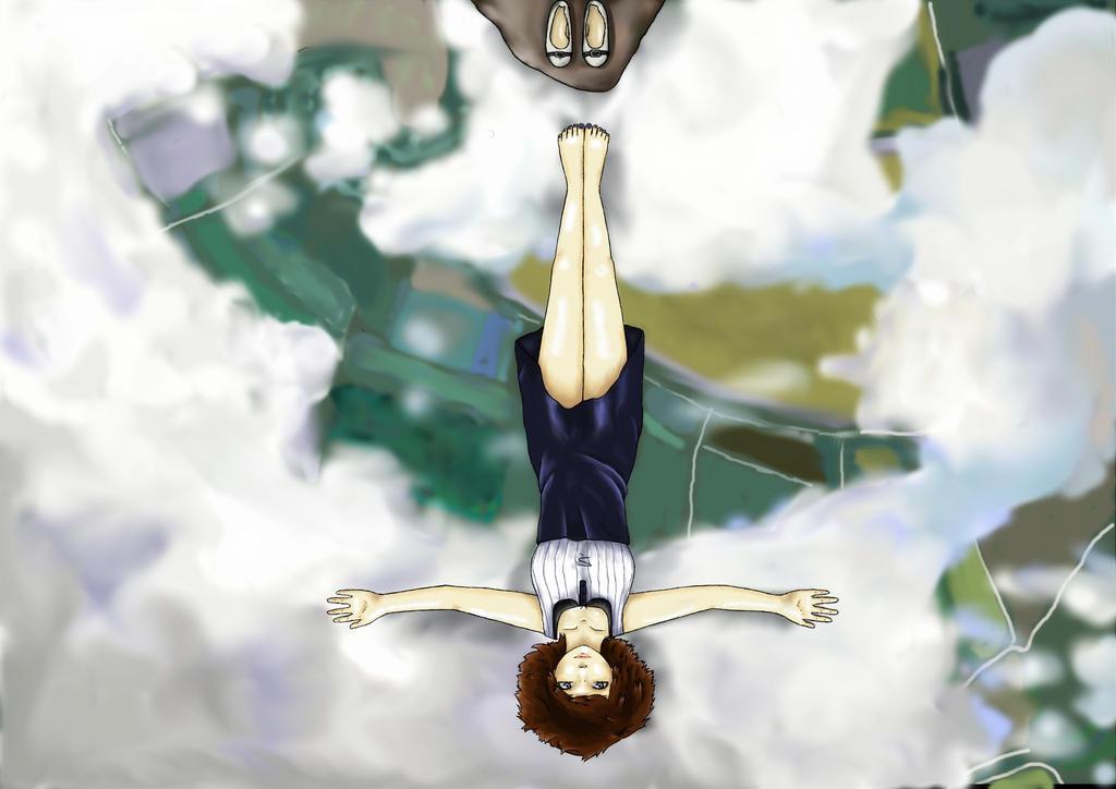 Falling by Furafuranochizu