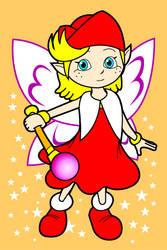 Wanda the Fairy by KingMonster