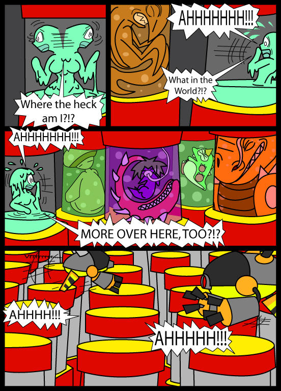 Synthea page 5 by KingMonster