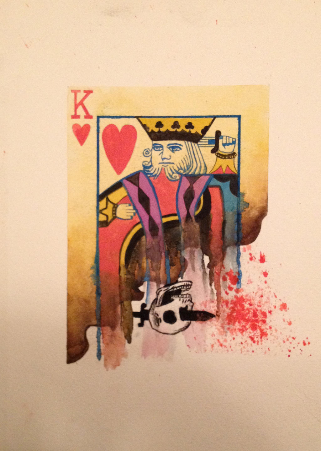 King O' Hearts by pdb988