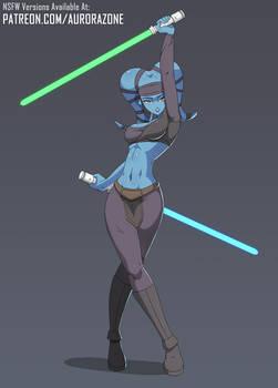 Aayla Secura (Star Wars) - Ecchi / Hentai / Sexy