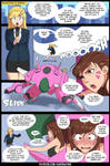 Overwatch D.VA Hentai Comic - PAGE 7