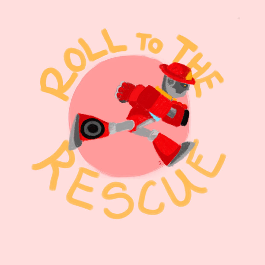 Roll to the Rescue! by Name-of-a-Rose