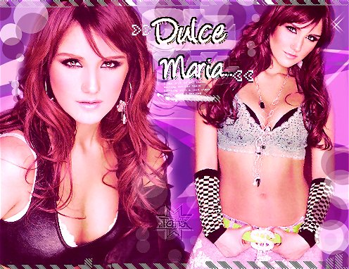 Blend Dulce Maria by tatica883