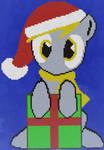 Minecraft- Christmas Chibi Derpy