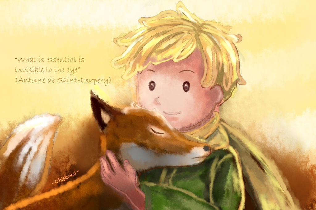 little prince by chiPencil