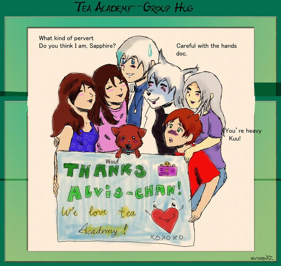 Group Hug meme