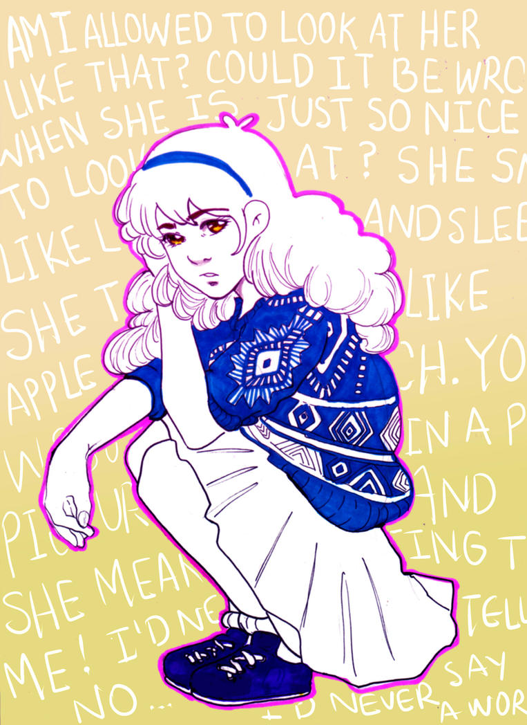 Mabel's doubts by RachelLevitte