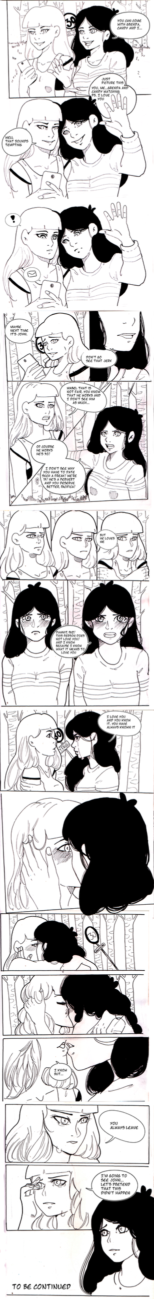 Comic Part 1 by RachelLevitte