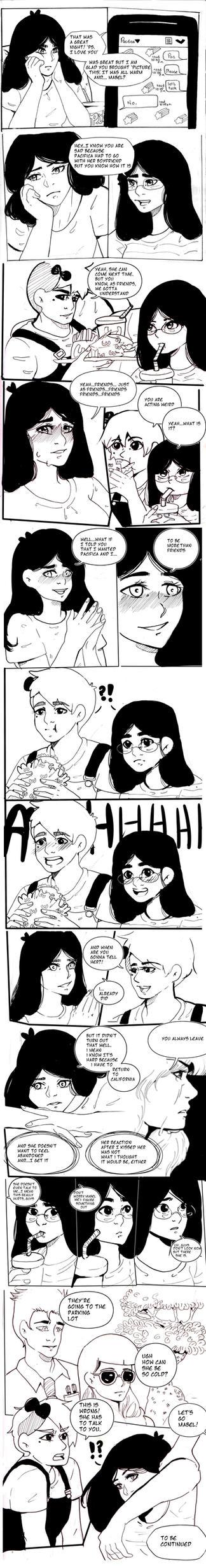 Comic 2 by RachelLevitte