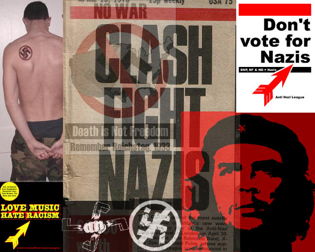 Anti Nazi by Anti-Nazi