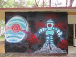 Robot Graffiti