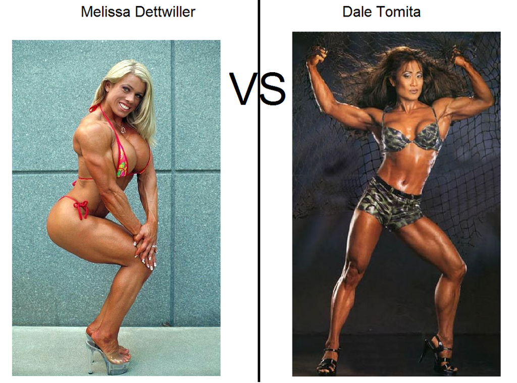 Melissa Dettwiller vs Dale Tomita quarterfinals by ...