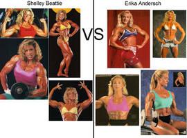 Shelley Beattie vs Erika Andersch - Semi Finals by tom091178