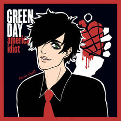 Billie Joe Armstrong - Green Day by Alexis-Croft