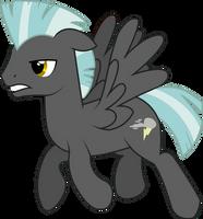 Thunderlane(vector) by Spectty
