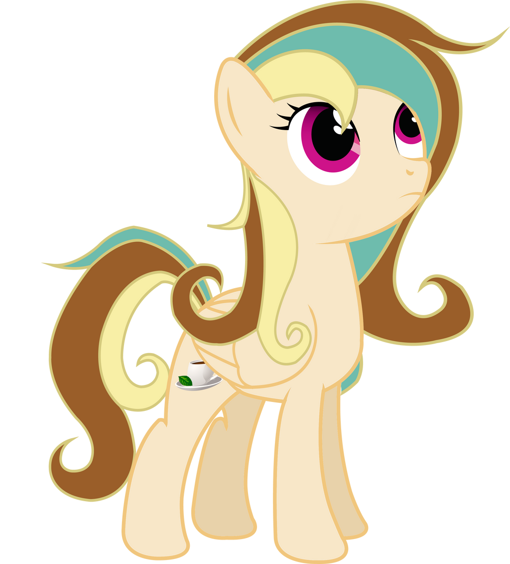 Comission: Minty Cappucino by Spectty