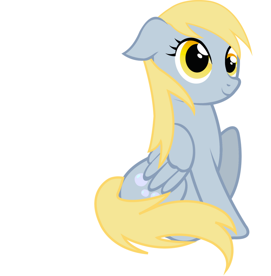 Derpy Vector by Spectty