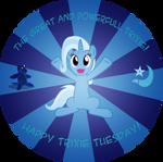 Happy Trixie Tuesday!