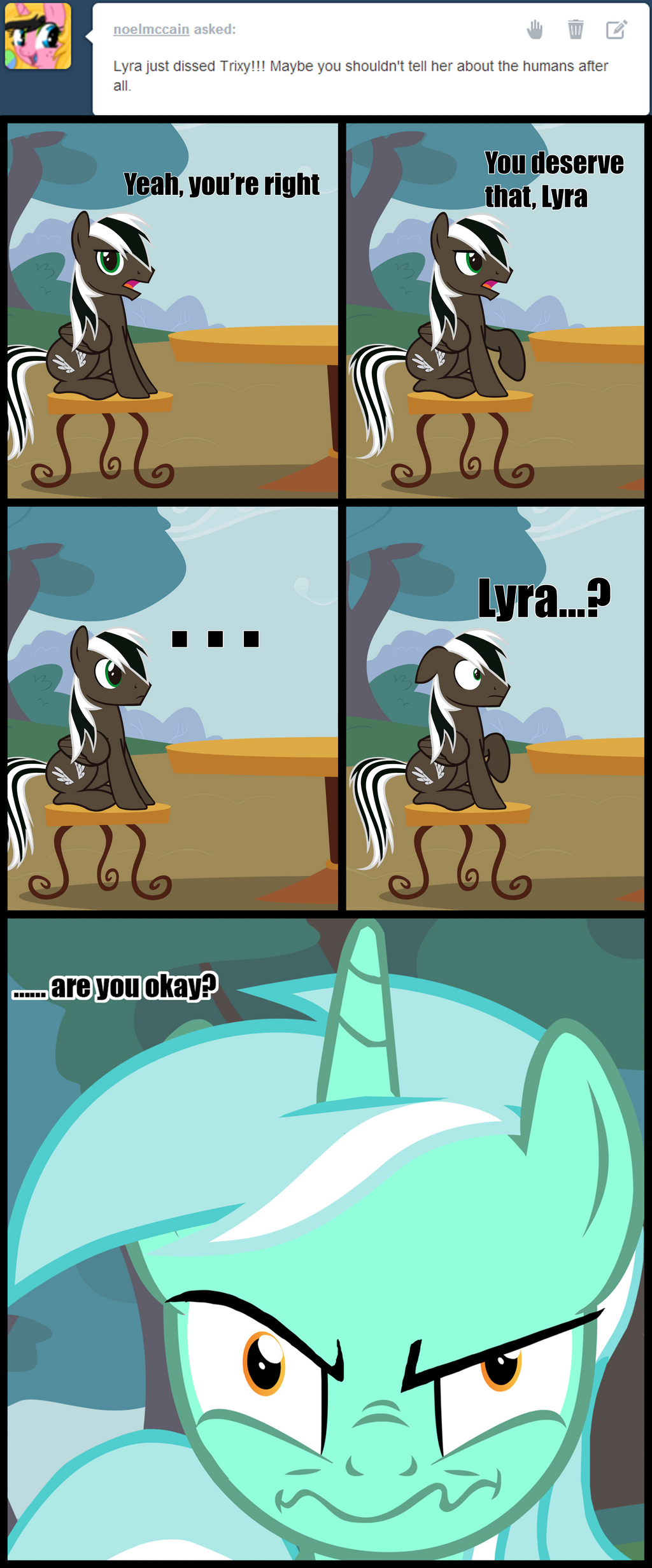 I'm not telling... by Spectty