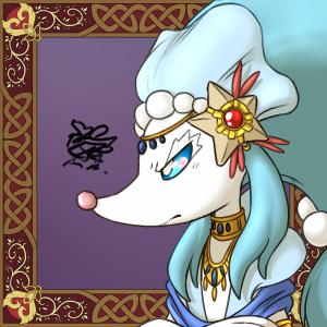 Ligeia Annoyed by whmSeik