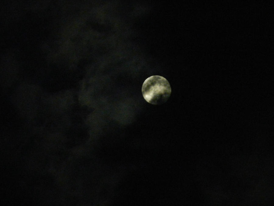 D.F Moon by brisingr29