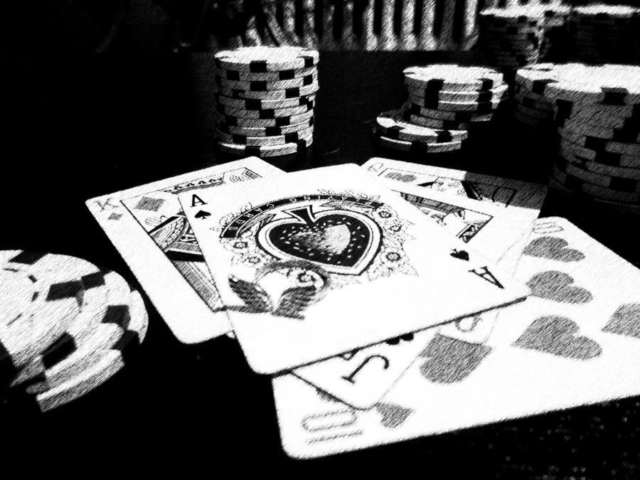 noche de poker by brisingr29